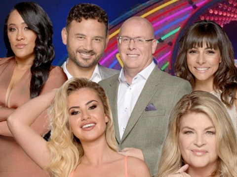 Celebrity Big Brother 2018 contestants revealed as full line-up is announced