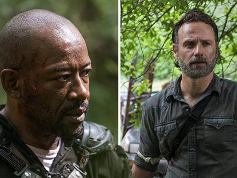 Lennie James reveals Morgan's 'devastating' reaction to Rick's departure on Fear the Walking Dead