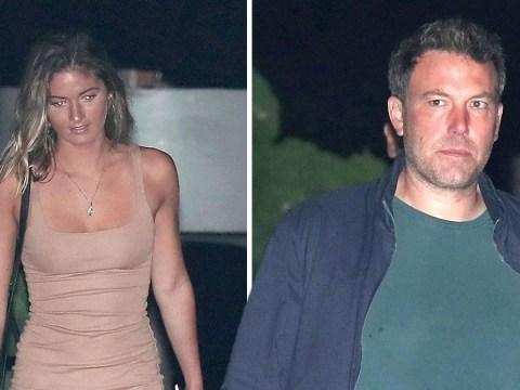 Ben Affleck enjoys birthday dinner with Playboy model amid Lindsay Shookus split rumours