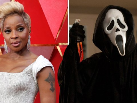 Mary J Blige to battle Ghostface as she joins MTV's Scream season 3 reboot