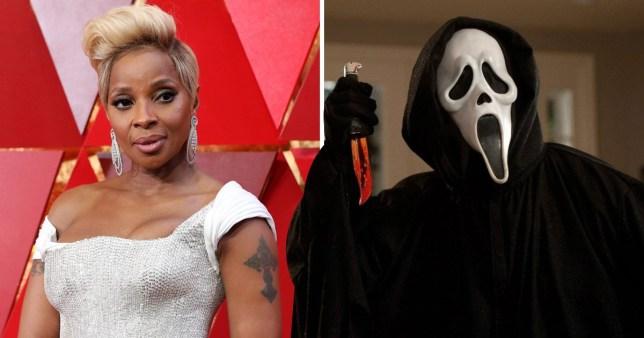 Mary J Blige joins MTV's Scream season 3