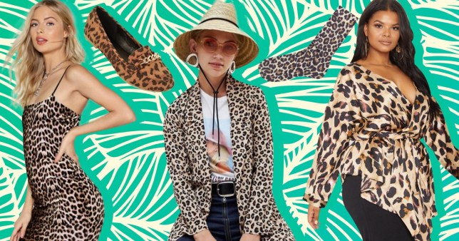 How to wear Autumn 18's bold leopard trend on a budget