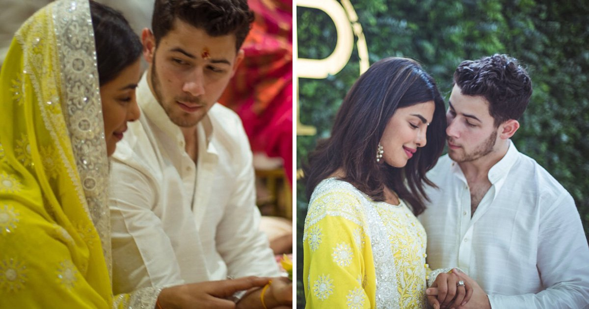 Nick Jonas and Priyanka Chopra make engagement official with roka ceremony in Mumbai