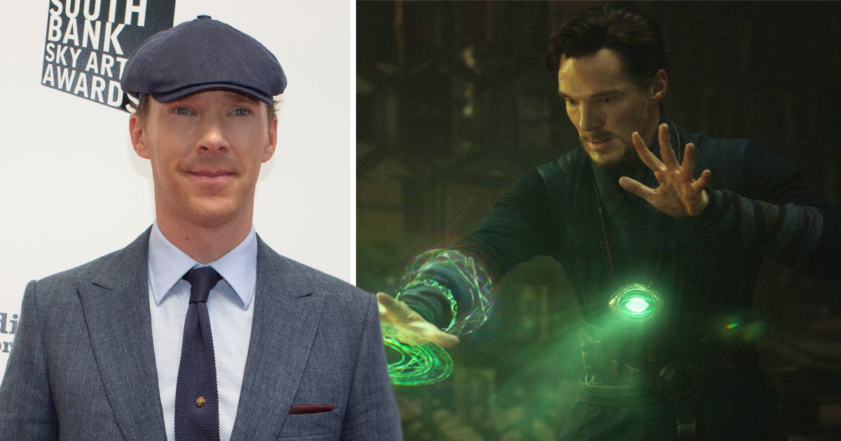 Benedict Cumberbatch 'lands bumper £7.5m deal' to star in Doctor Strange 2 – but this is bad news for Sherlock fans