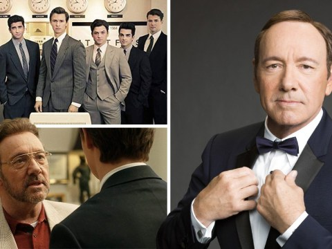Kevin Spacey's Billionaire Boys Club earns just $126 on opening day following sexual assault claims