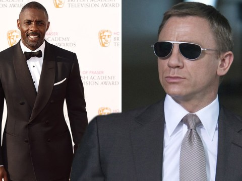 Idris Elba doesn't want to just be 'the black guy who plays Bond' after producers hint at 'diversifying' 007