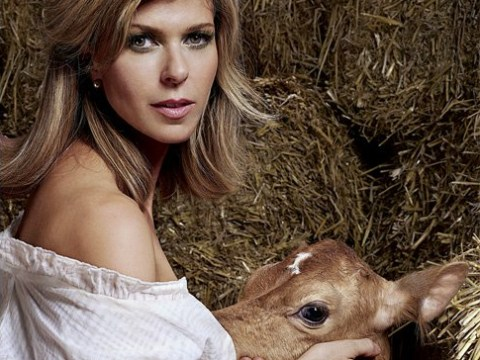 Kate Garraway remembers 'breastfeeding a cow': 'It's not something I'm hugely proud of'