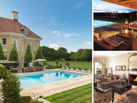 Need a staycation? Spend a weekend in a country house with 13 friends