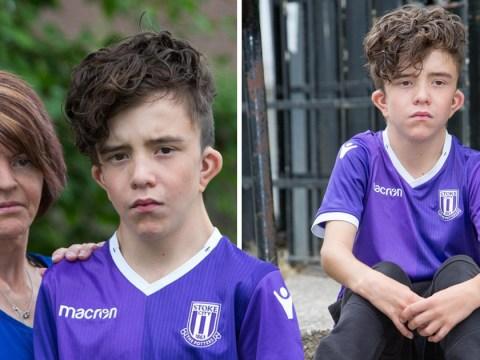 Boy, 12, pepper sprayed by police at football match