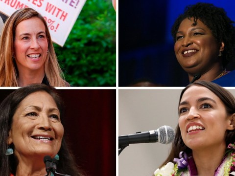 The women who could bring down Trump after the mid-term elections