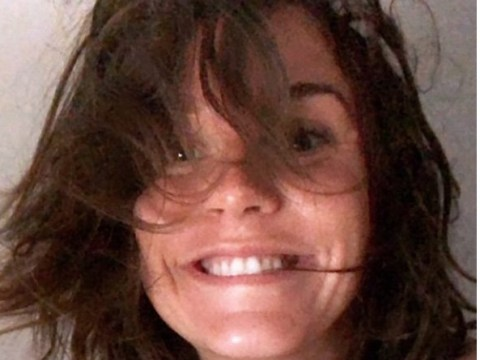 Vicky Pattison reckons she's Noel Fielding's lovechild as she shares makeup free selfie