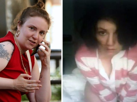 Lena Dunham makes her sexts public as she shares personal selfie stash to Instagram