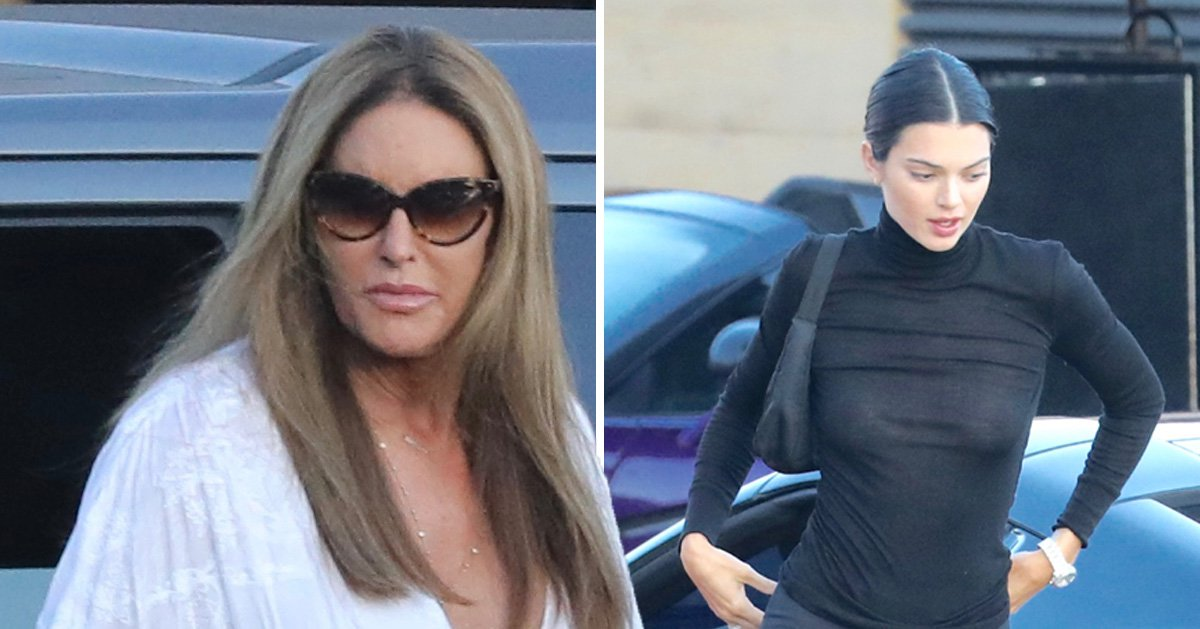 Kendall Jenner puts model backlash behind her for swanky dinner with Caitlyn
