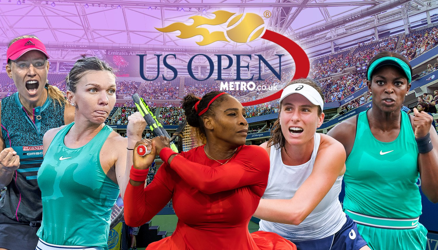 US Open preview: Record-chasing Serena Williams returns to lead tough-to-split pack