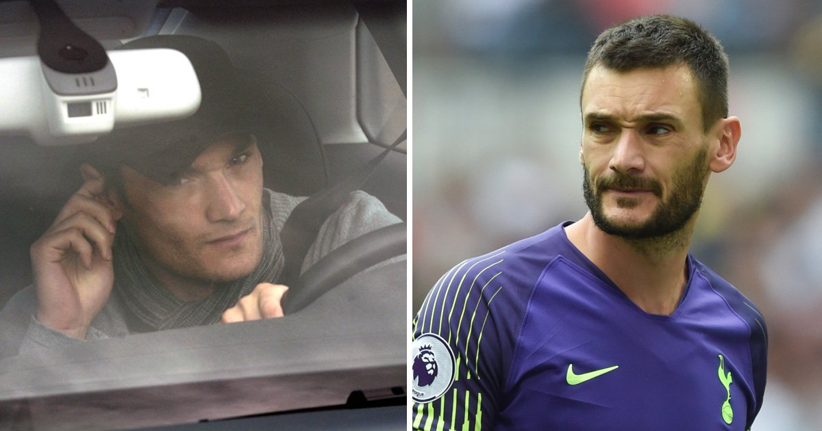 Tottenham Hotspur captain Hugo Lloris arrested for drink driving