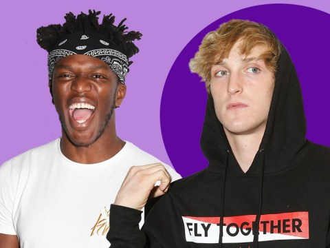 'You're f**ked buddy': KSI taunts Logan Paul one last time before they step into the boxing ring in Manchester