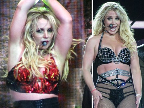 Britney Spears' Piece Of Me tour proves she's still the princess of pop through and through