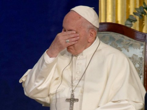 Pope says he's 'ashamed' about Catholic Church's failure to tackle clerical abuse in Ireland
