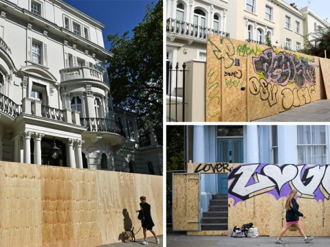 Homes on Notting Hill Carnival route boarded up over fears they will be 'destroyed'