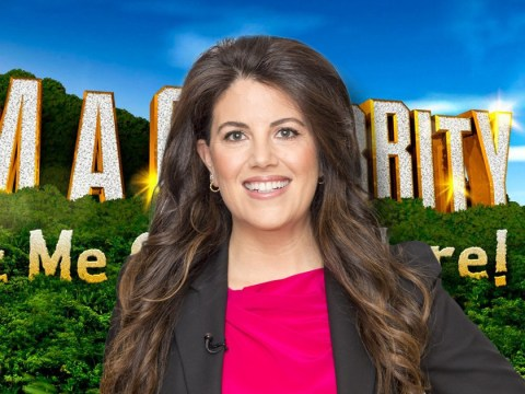Monica Lewinsky 'in talks to appear on I'm A Celebrity after huge pay day offer'