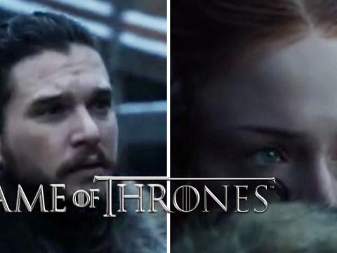 Game of Thrones season eight first look teases Jon Snow and Sansa Stark reunion