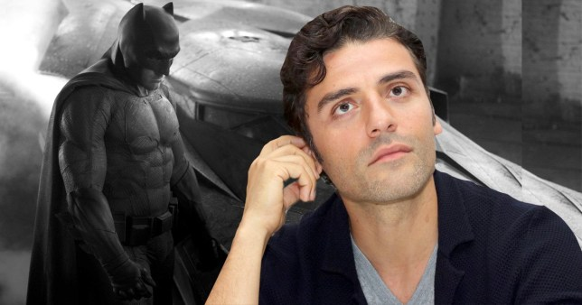 824512fa0 Oscar Isaac in talks for unknown role in The Batman solo movie ...
