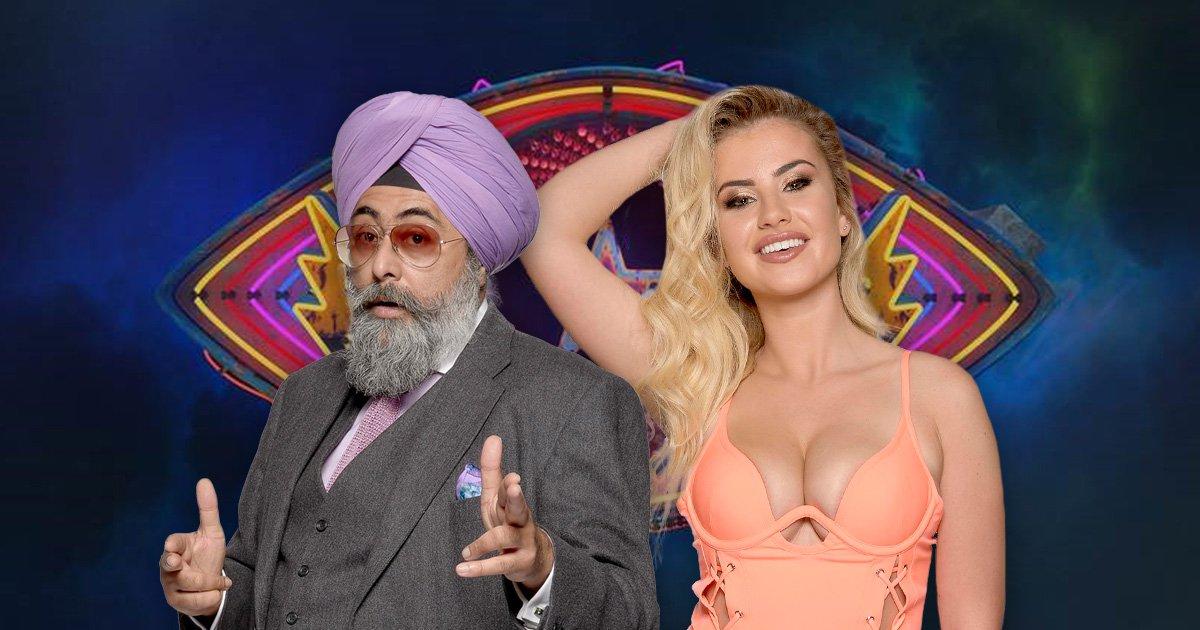 Celebrity Big Brother nominations see Chloe Ayling and Hardeep Singh Kohli facing eviction tonight