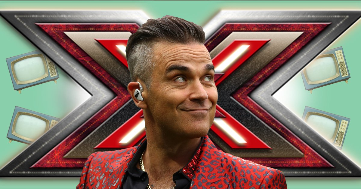 Robbie Williams is hoping the X Factor helps him start a new career in TV: 'It would be incredible to open a new chapter'