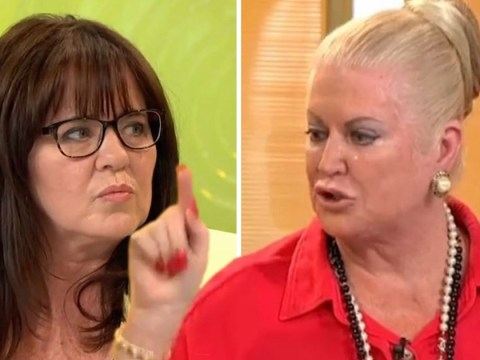 Kim Woodburn 'sorry Coleen Nolan has no job' after Loose Women bust-up