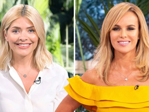Amanda Holden clear front-runner to join This Morning as Holly Willoughby is confirmed for I'm A Celebrity… Get Me Out of Here!