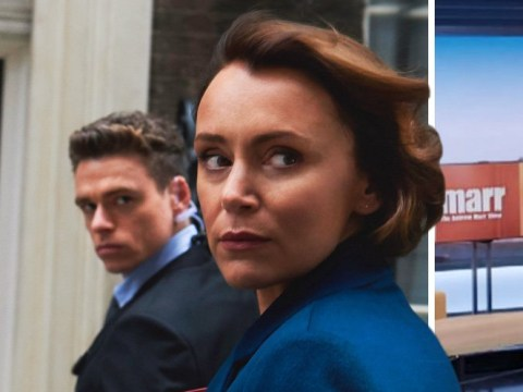 Andrew Marr fanboys over Keeley Hawes and Jed Mercurio after making Bodyguard cameo