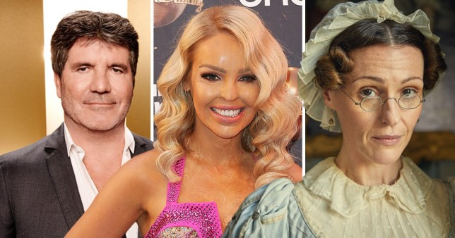 Strictly, X Factor, Vanity Fair and Strangers lead TV series