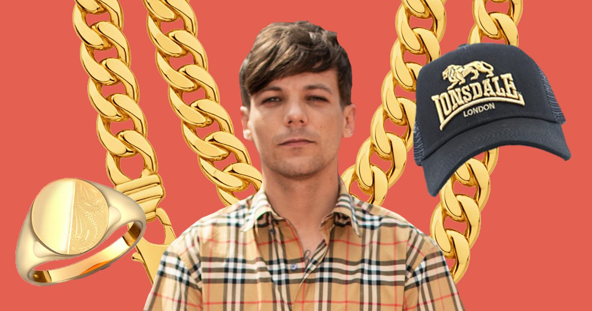 X Factor's Louis Tomlinson says he's grown up but admits he's still a chav behind closed doors