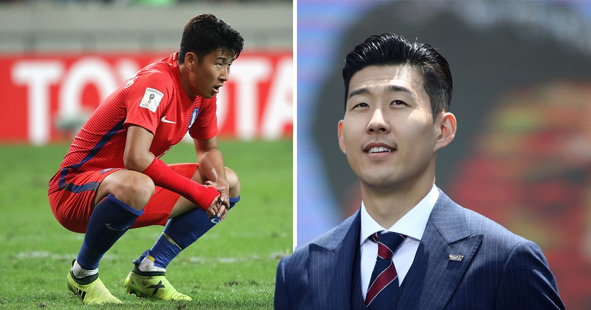 Footballer is told he faces two years in South Korean military if his team loses