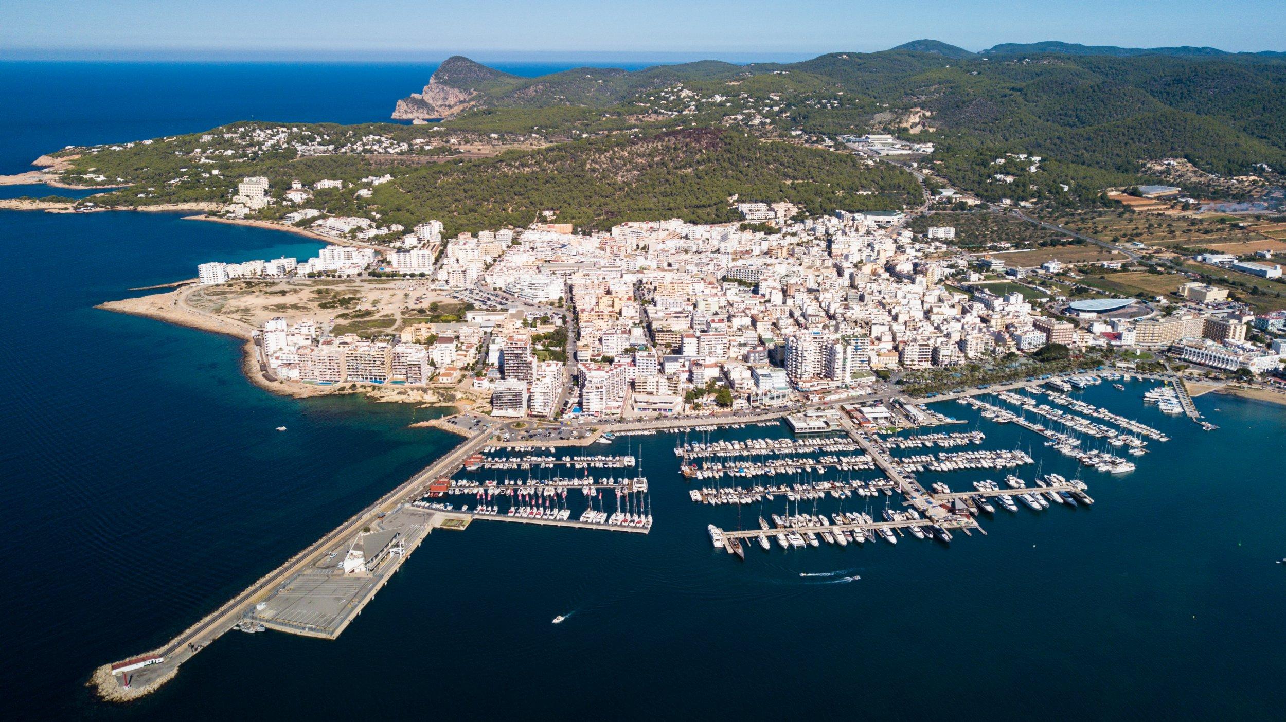 British man's body found floating in Ibiza port