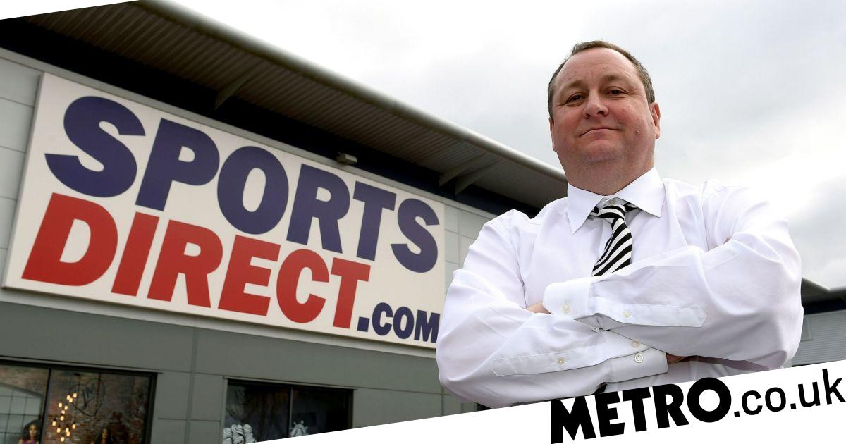 What is Mike Ashley s net worth as Sports Direct owner agrees to buy House  of Fraser   3676d9c0f