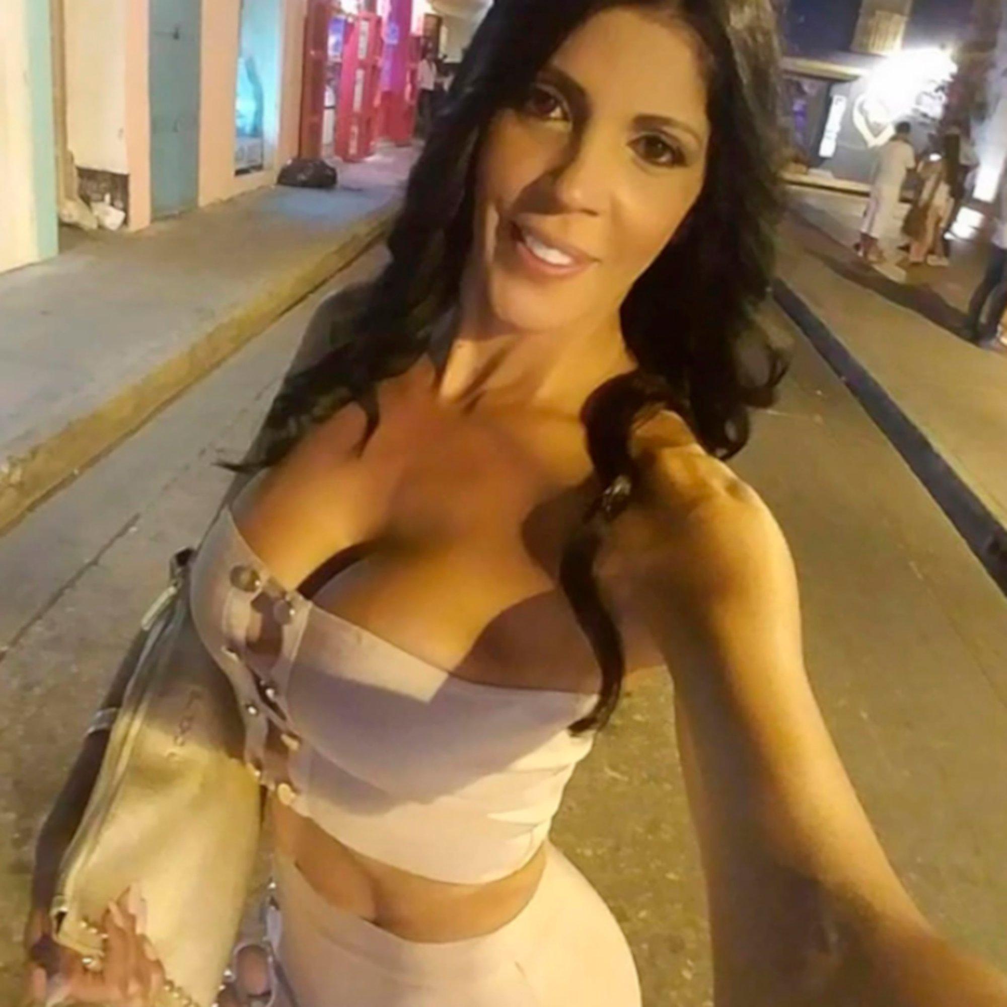 Model Hooker Colombia