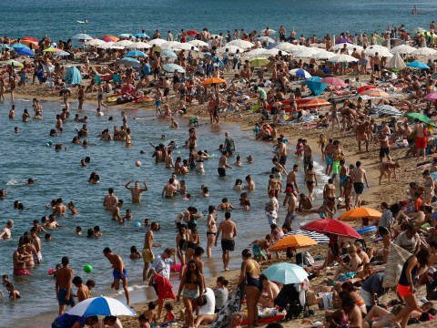 Spanish plume to blast Britain with new heatwave as Europe faces 48°C heat