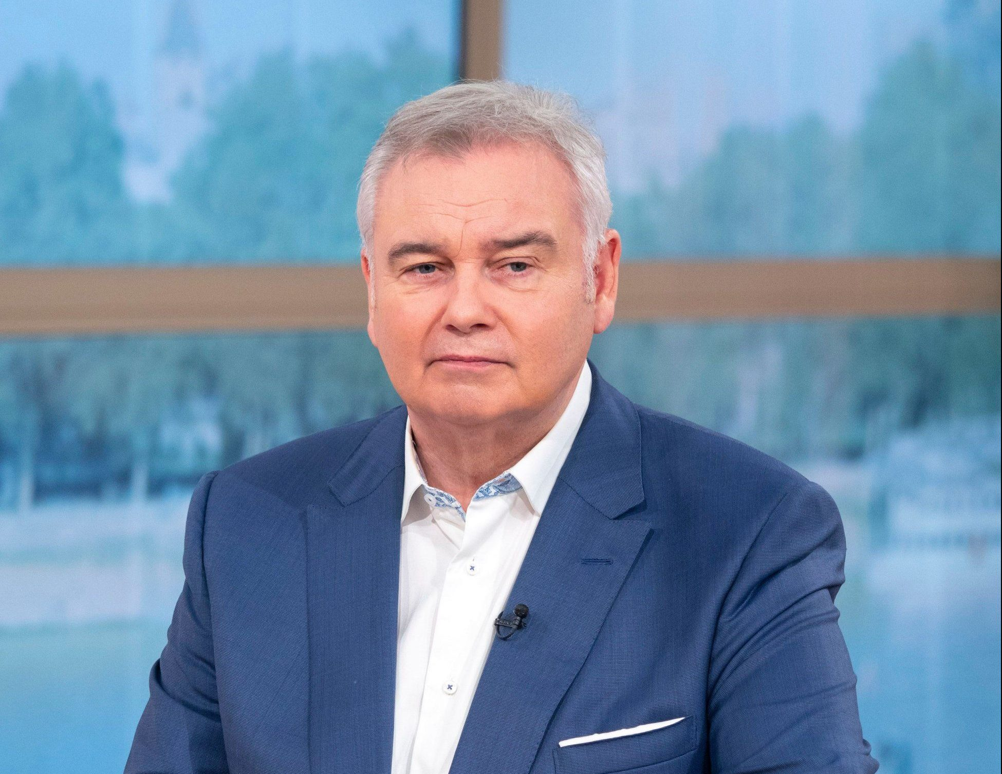 EDITORIAL USE ONLY. NO MERCHANDISING Mandatory Credit: Photo by Ken McKay/ITV/REX/Shutterstock (9707672d) Eamonn Holmes 'This Morning' TV show, London, UK - 08 Jun 2018 OPENING CHAT - AS LOUIS QUITS THE X FACTOR, WHO SHOULD REPLACE HIM ON THE PANEL? After 13 years on the X Factor, Louis Walsh has quit his judging post, deciding to concentrate on Ireland?s Got Talent, managing music acts, writing his memoirs and seeing the world. So as the show enters its 15th series - who will join Simon Cowell and Sharon Osbourne on the panel ? We hear what our viewers think.