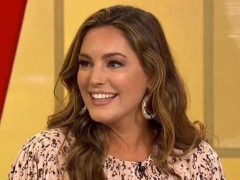 Kelly Brook is not here for you to ask her about starting a family as she backs Jennifer Aniston: 'I've had several miscarriages'