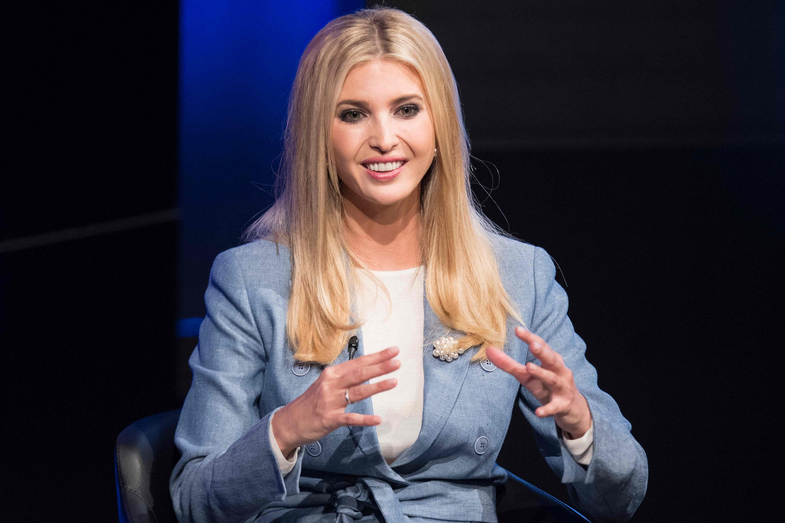 Ivanka Trump says family separations were a 'low point' of her dad's presidency