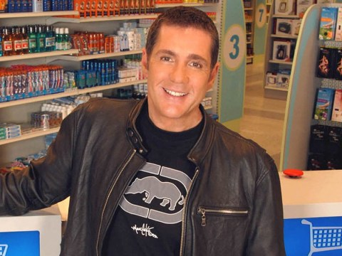Dale Winton 'laid to rest next to mother's grave' four months after death
