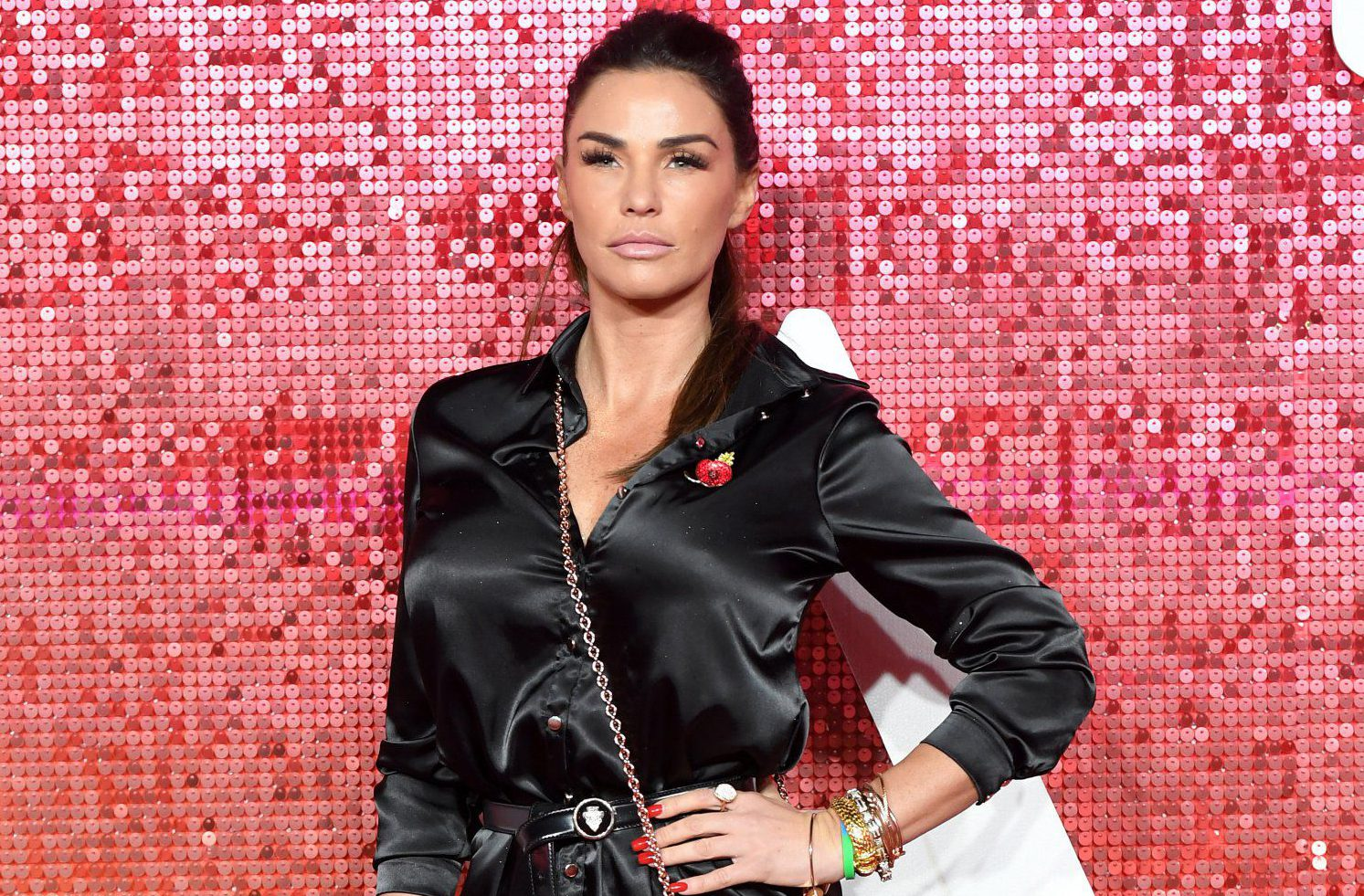 Katie Price wants Dancing on Ice appearance to help fix 'cash flow problems'