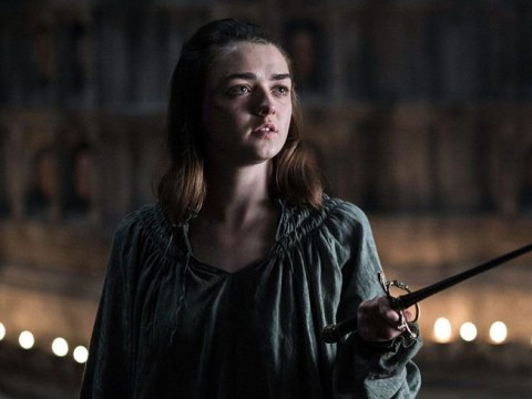 Game Of Thrones star Maisie Williams would love to ruin the final season for a super fan