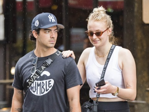 Sophie Turner keen for 'total privacy' for wedding to Joe Jonas
