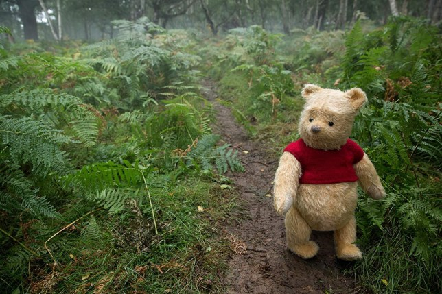 on sale 776c0 f5ddb Christopher Robin isn t going to be released in China because of a Winnie  The