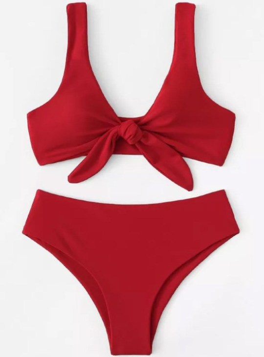 1c399fc197 Cheap but cute last minute bikini buys for your summer holidays ...