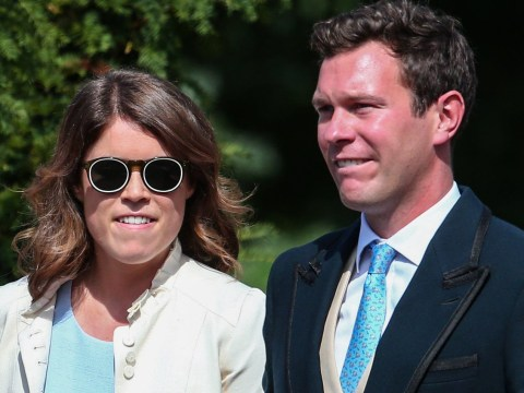 Don't forget – Princess Eugenie and Jack Brooksbank are actually already related