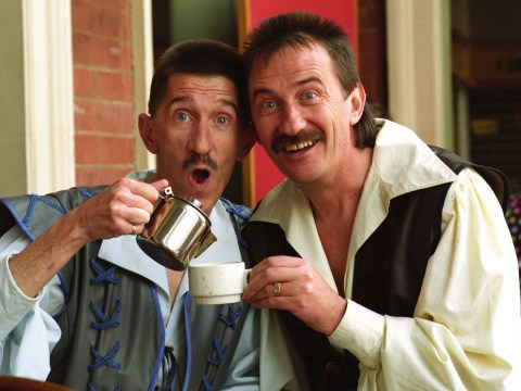 From 'meeting Jay Z' to appearing in Benidorm: The Chuckle Brothers' best bits as Barry Chuckle dies age 73