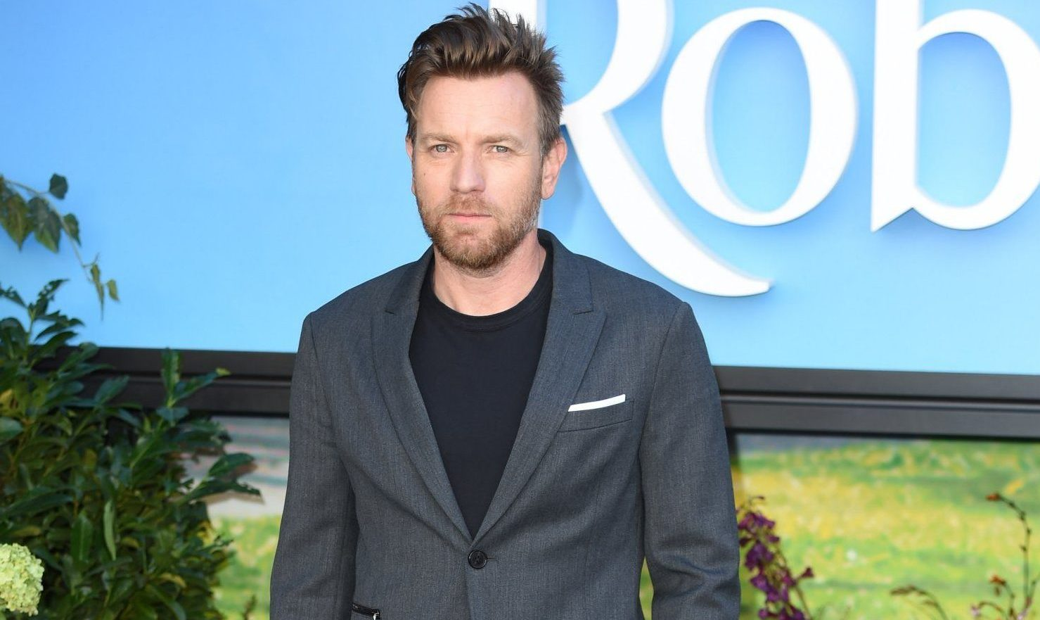 Ewan McGregor spends time with children after daughter calls new girlfriend 'a piece of trash'